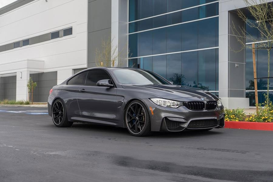 Bbs Ci R Bmw M4 F82 And Bmw M3 F80 In 20 Inch Satin Platinum