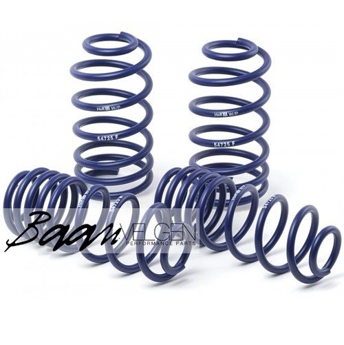 H&R lowering springs BMW G31 5-series touring 530i, 520d xdrive