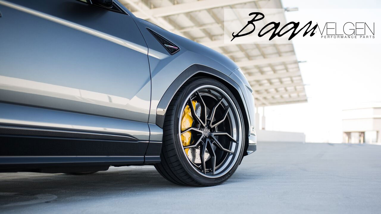 Stories Anrky Wheels For Your Lamborghini Urus