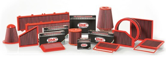 BMC replacement filters